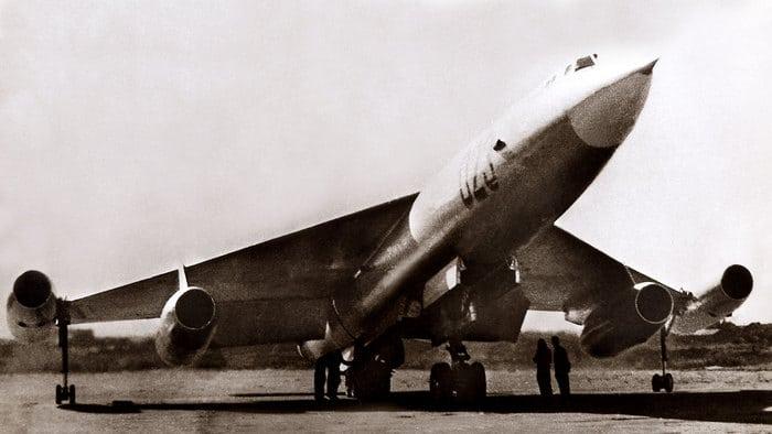 Бомбардировщик М50