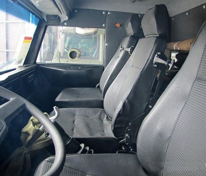 Камаз 5350 кабина