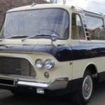 Автобус ЗИЛ 118 Юнность