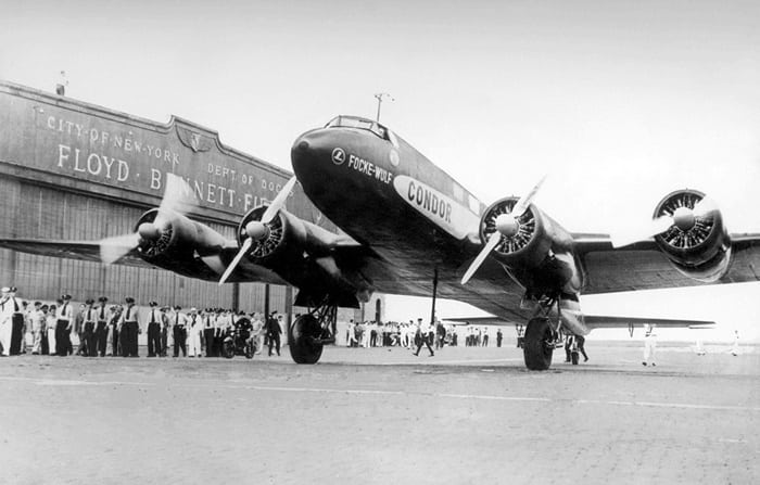 Самолет Фокке Вульф 200