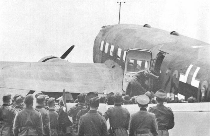 """Fw-200 """"Кондор"""" Гитлера"""