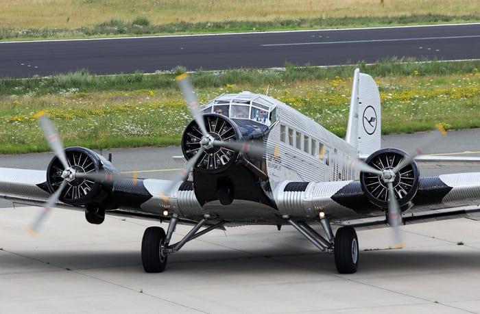 Самолёт Ju-52/3m