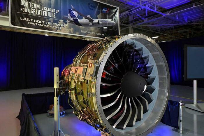 А-320 двигатель