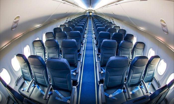 Боинг 737-800 Фото Салона