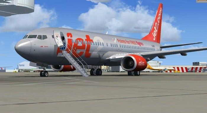 Боинг 737-800 get