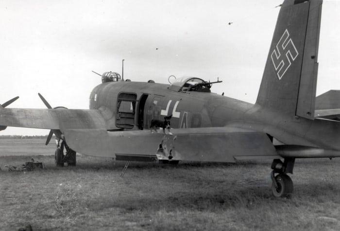 FW-200 Кондор военный