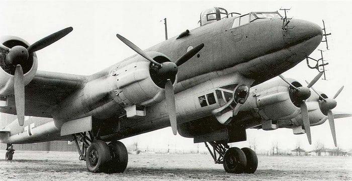 Focke-Wulf Fw 200 Condor РЛС