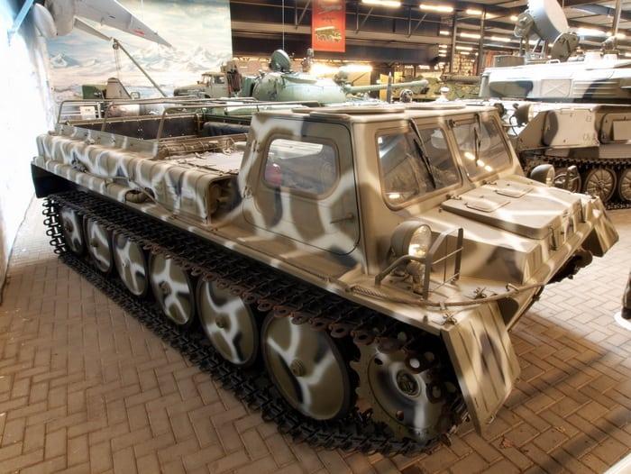 ГТ-СМ ГАЗ-71