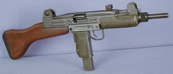 Пистолет - пулемёт Узи