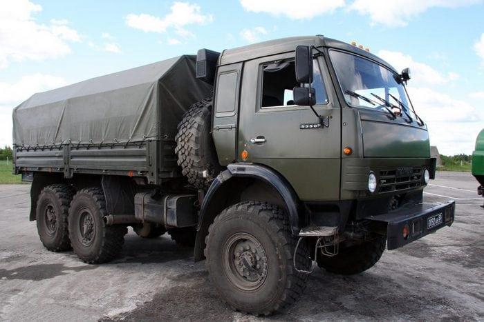 KamAZ-5350