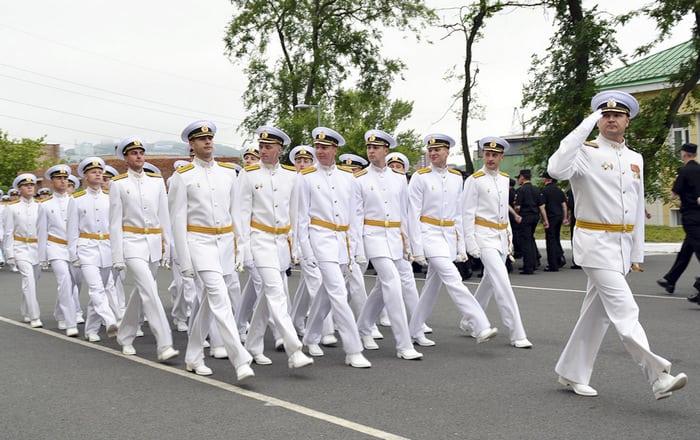 Парадная форма ВМФ