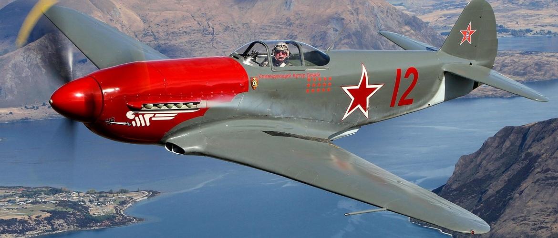 Самолет истребитель второй мировой войны Як-3