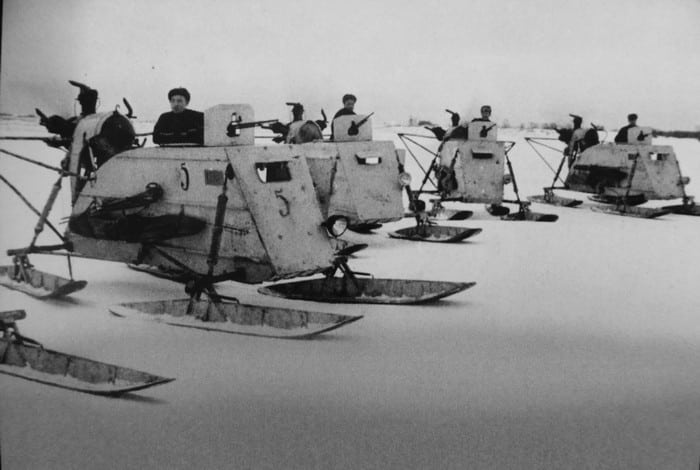 Аэросанный батальон
