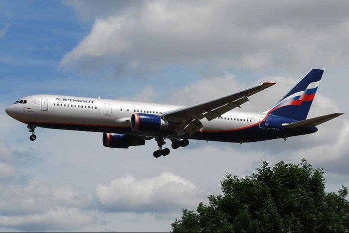 Аэрофлот Boeing 767