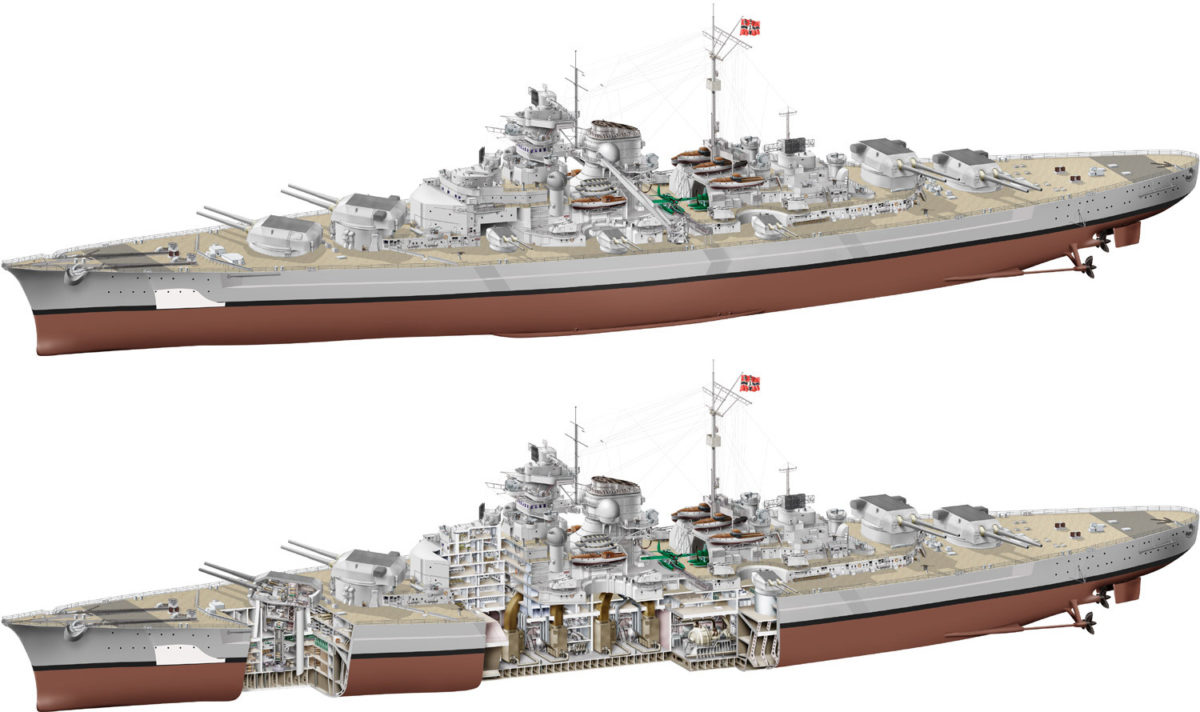 Конструкция Бисмарк