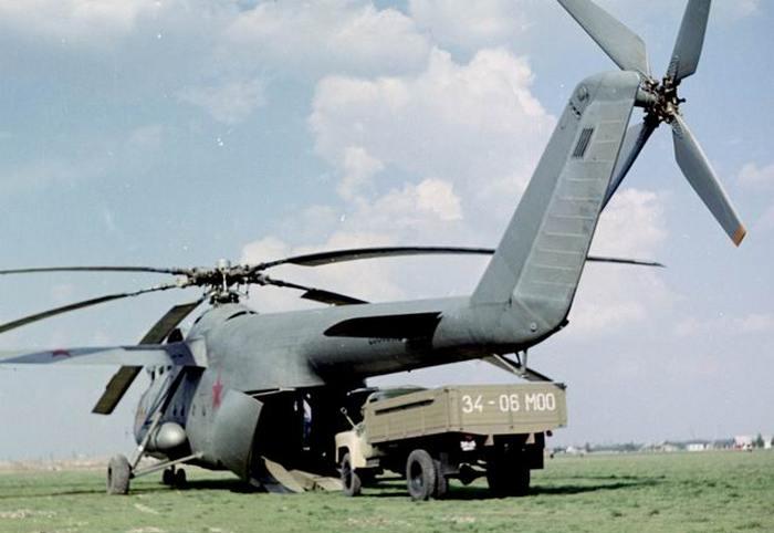 Ми-6 Грузовой