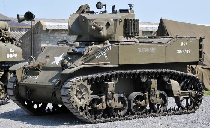 М3 Stuart