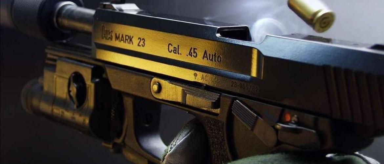 Пистолет Мк-23