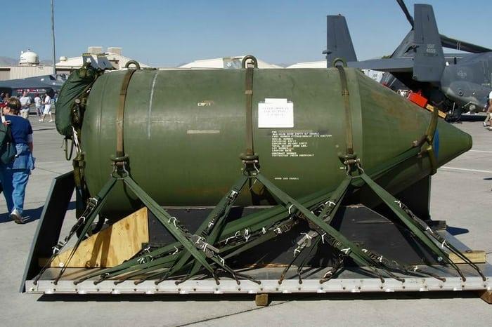 Бомба BLU-82