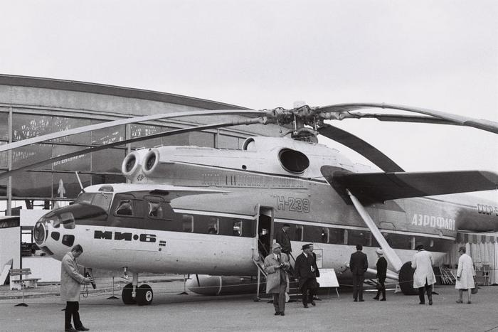 МИ-6 пассажирский