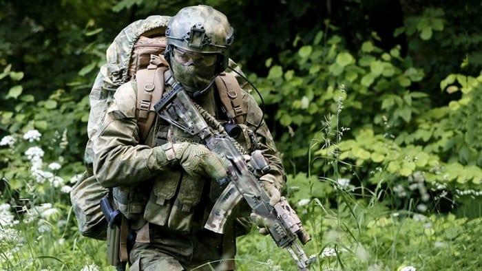 Экипировка Спецназа камуфляж