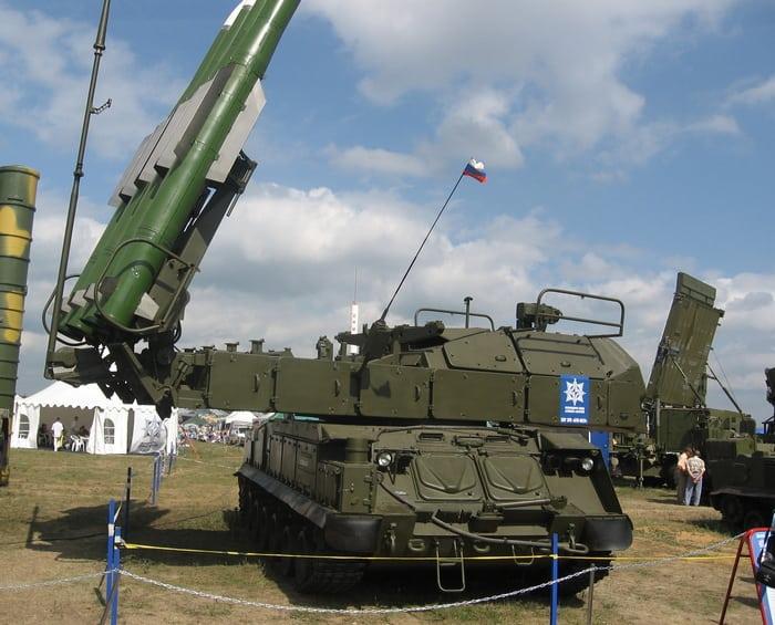 Зенитная управляемая ракета 9М38
