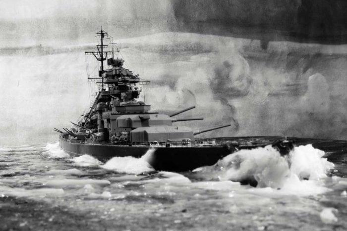 Бисмарк поход