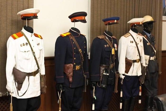 Униформа Советской Милиции