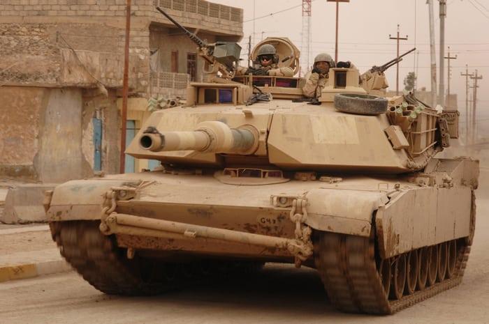 Армия США Абрамс