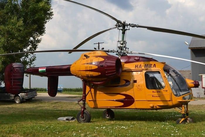 Вертолёт Ка- 26