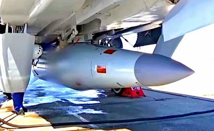 Кинжал- ракетный комплекс