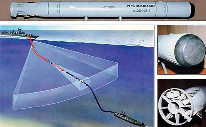 Принцип действия торпеды