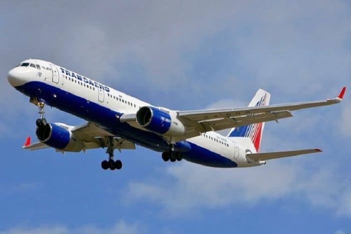 Самолет Туполева Ту-214