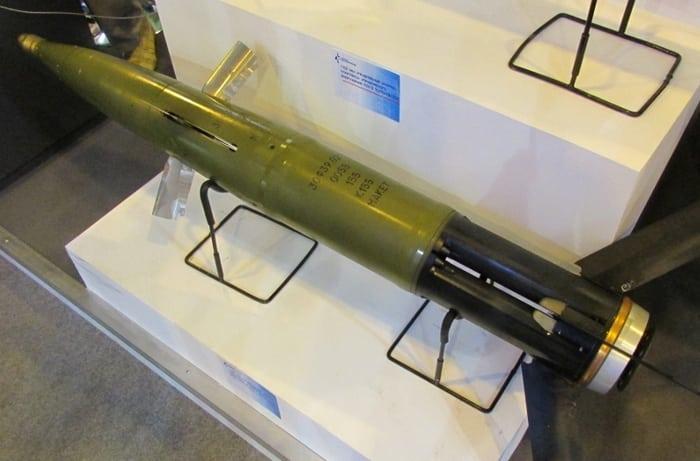 Российские снаряды