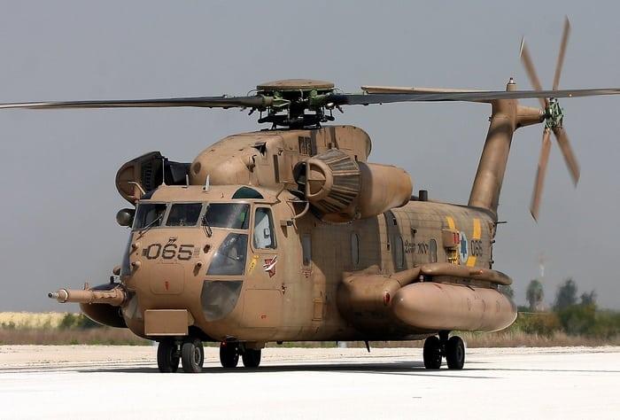 Вертолёт CH-53