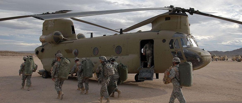 Чинук Армия США