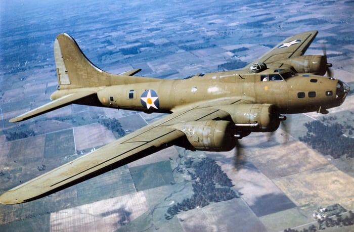 Б-17 самолёт