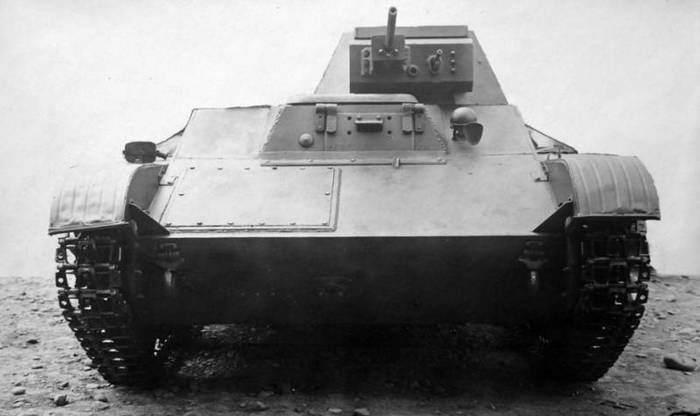 Пушка и пулемёт Т-60