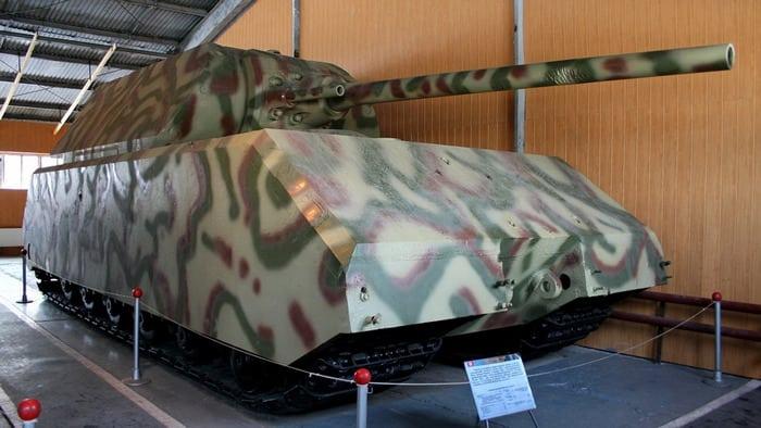 Маус танк