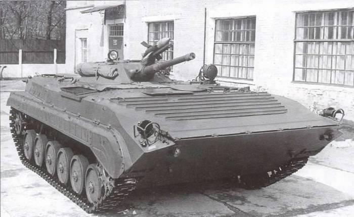 """БМП-1 с ПТРК """"Малютка"""""""