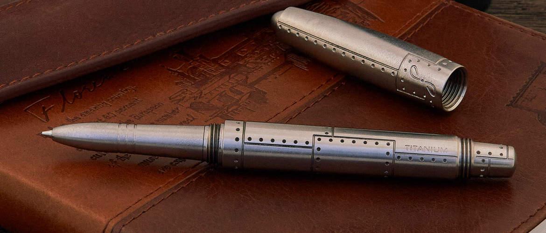 Тактическая ручка астронавт