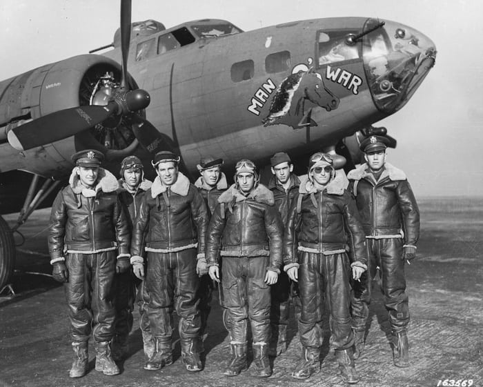 Экипаж Б-17