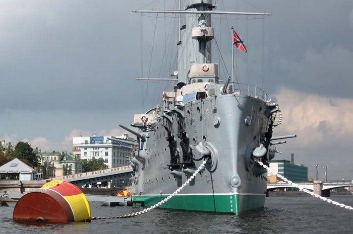 Аврора крейсер