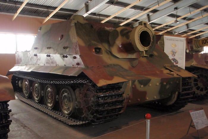 Штурмтигр танк