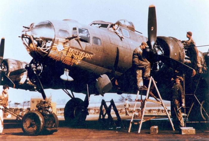 Крепость Б-17