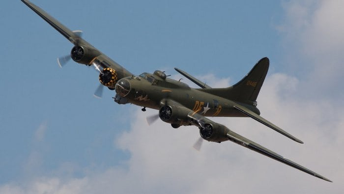 Самолёт Б-17