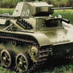 Т-60 Советский лёгкий танк
