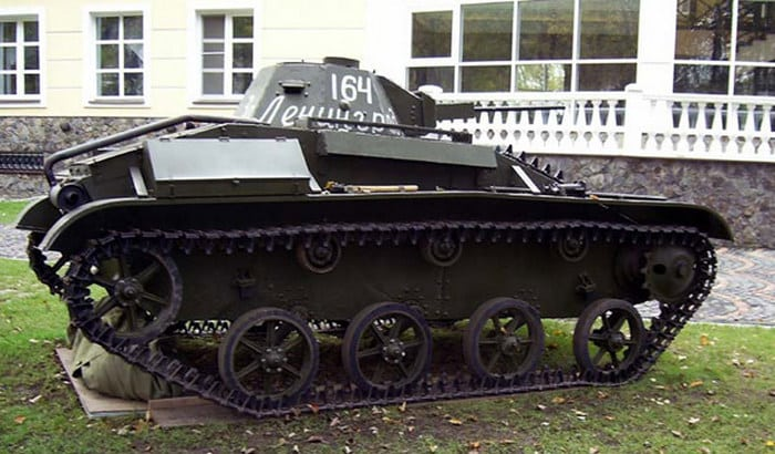 Т-60 в музее