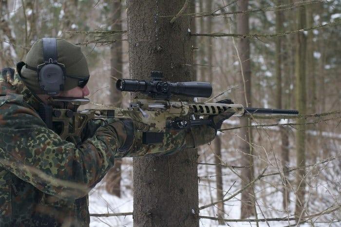 ДВЛ-10 охота