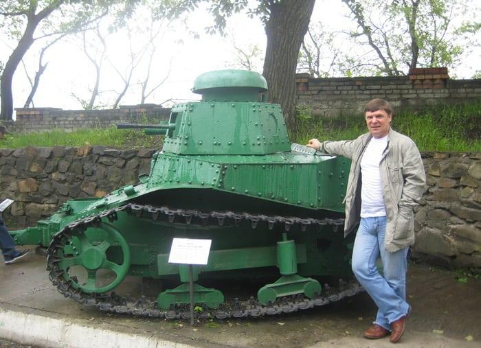 размер танка